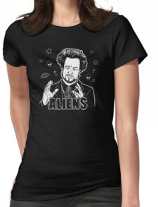 The Aliens Guy (Giorgio Tsoukalos) Womens Fitted T-Shirt