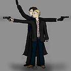 Knight and Day, Sherlock Style by booklils