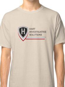 True Detective - Hart Investigative Solutions Classic T-Shirt
