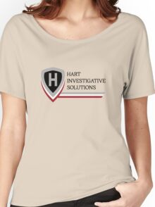 True Detective - Hart Investigative Solutions Women's Relaxed Fit T-Shirt