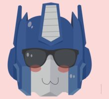 Cool Guy Optimus (:3) by TheSassmaster