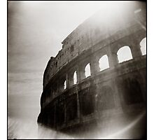 { Colosseum } Photographic Print