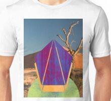 Desert Shapes Unisex T-Shirt