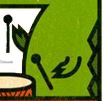 Drum Roll Please Sticker