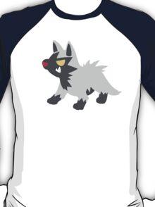 Poochyena Minimalist T-Shirt