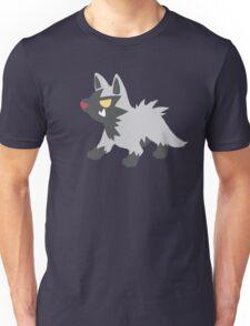 Poochyena Minimalist Unisex T-Shirt