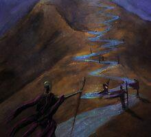 Onward Journey by Adam Howie