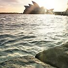 Dawn in Sydney by mashdown