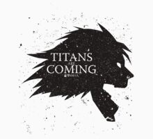 Titans are Coming.. by Koukiburra