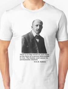 W.E.B. DuBois Unisex T-Shirt
