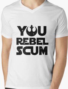 Star Wars - You Rebel Scum Mens V-Neck T-Shirt