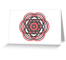 It's All Circles Greeting Card