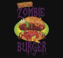 Zombie Burger by TheMonkeyWrench