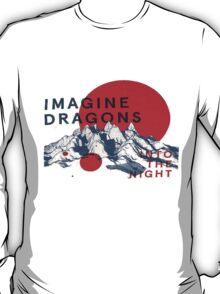 Imagine Dragons Into The Night T-Shirt