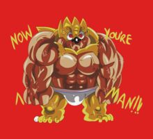 Sonic-Now you're a Man T-Shirt