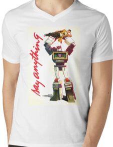 soundwave - say anything Mens V-Neck T-Shirt