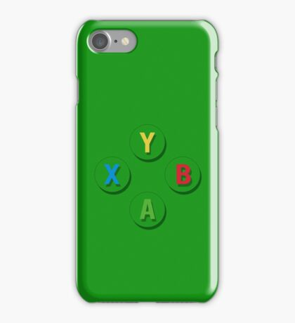 Xbox Gaming Case iPhone Case/Skin