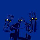 Tetsujin 28 (a.k.a Gigantor) by RobsteinOne
