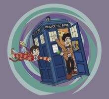 A Dent in the TARDIS by TheMonkeyWrench