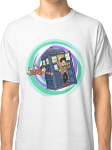A Dent in the TARDIS Classic T-Shirt
