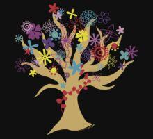 Flowering Tree by ArtVixen