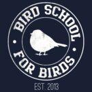 Bird School by tamaghosti