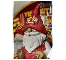 Cyclone Gnome Poster