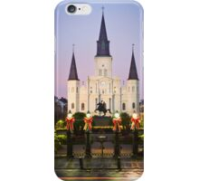 Saint Louis Cathedral iPhone Case/Skin