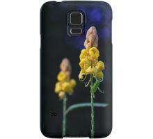 Yellow Vagabundo Flowers Samsung Galaxy Case/Skin