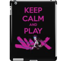 Play Jinx iPad Case/Skin
