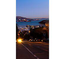 Alcatraz Alleyway 3 Photographic Print