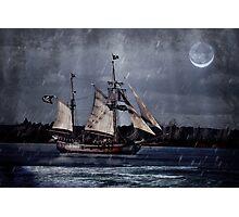 Pirate Ship Photographic Print