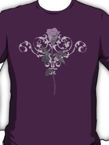 Vintage Lilac Rose T-Shirt