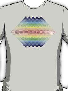 Trippy Spectral Diamonds T-Shirt