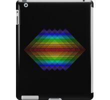Trippy Spectral Diamonds iPad Case/Skin