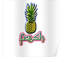 PineApple Fresh Poster