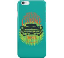 Chrome Valley iPhone Case/Skin