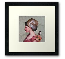The Labyrinth of The Mind Framed Print