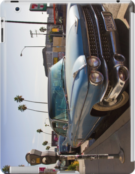 Los Angeles Cadillac  by lifeinfineart