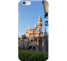 The Castle at Christmas Time iPhone Case/Skin