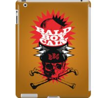 Bald Boy Cain iPad Case/Skin