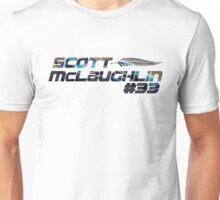 Scott McLaughlin - V8 Supercars Art #33 Unisex T-Shirt