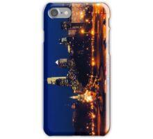 Philly skyline iPhone Case/Skin
