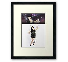 Puppetry Framed Print