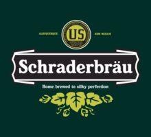 Schraderbräu by Donnie Illustration