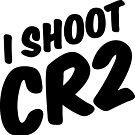 I shoot CR2 by Robin Lund