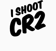I shoot CR2 Unisex T-Shirt