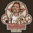 The Dude by Donnie Illustration