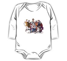 Jerry Lewis - Group - Color One Piece - Long Sleeve
