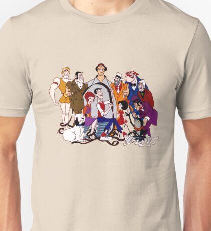 Jerry Lewis - Group - Color Unisex T-Shirt